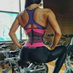 Бандаж, корсет для занятия Фитнесом для женщин.