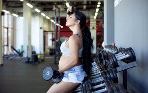 Фитнес для беременных. «Я особенная». Беременность 1-2 триместр.